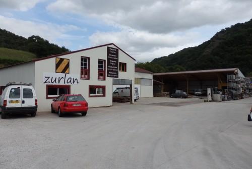 Zurean berezitua, Ipar Euskal Herrian