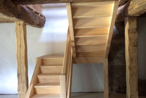 (Français) Escalier