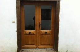(Français) Porte d'entrée